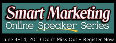 Smart Marketing Live Header